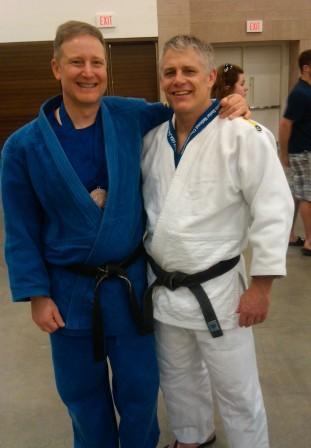Konan/JAM Masters Judoka Place at USA-Judo Senior Nationals