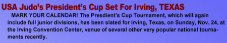 2013 President's Cup