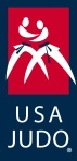 USA Judo Logo Vertical 2009 R