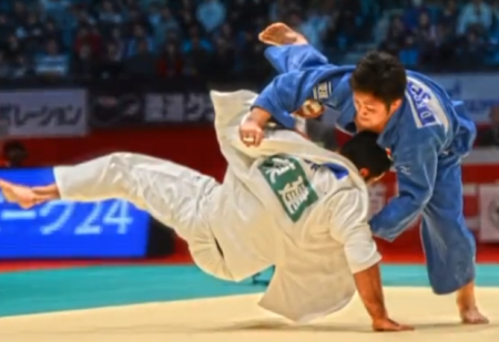 Kobayashi-Illliadis 2012 Tokyo Grand Slam