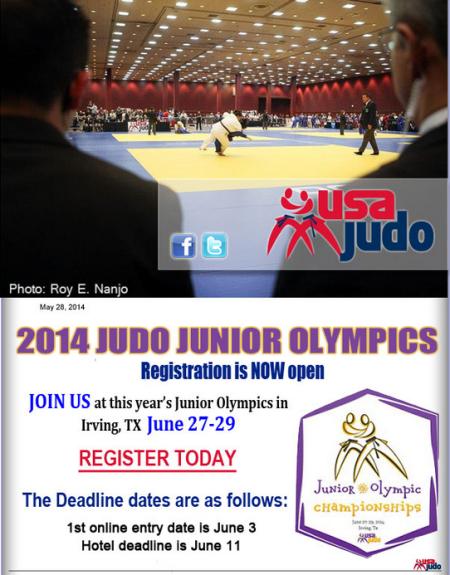 2014 Junior Olympics
