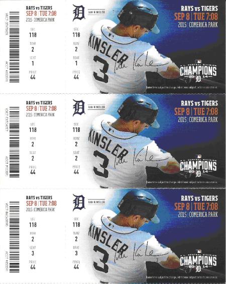 Tigers 2015